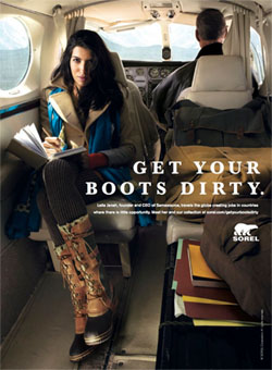 Get Your Boots Dirty