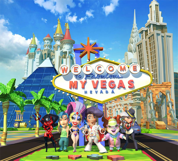 myVEGAS on Facebook
