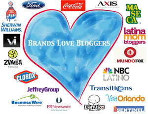Brands Love Bloggers
