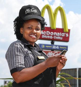 McDonald's South Africa