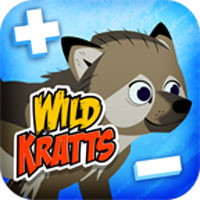 PBS KIDS has launched Wild Kratts Creature Math app for iPad