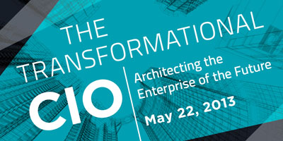 2013 MIT Sloan CIO Symposium