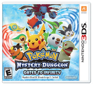 Pokémon Mystery Dungeon: Gates to Infinity