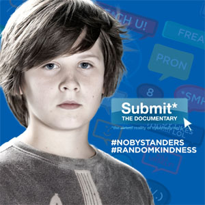 Submit, a cyberbullying documentary,