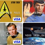Star Trek Debit Cards