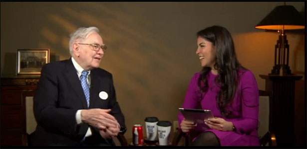 Warren Buffett on Levo League