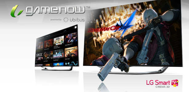 GameNow Cloud Gaming Service