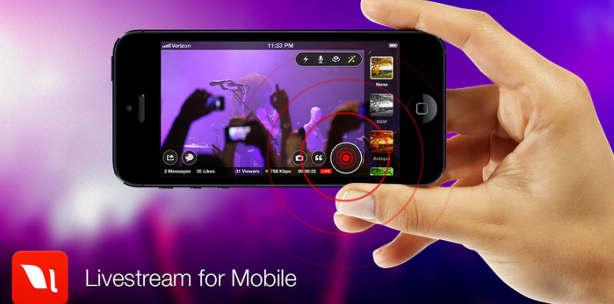 Livestream App