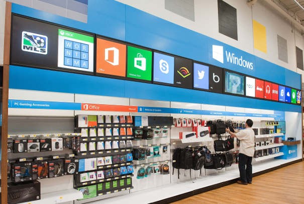 Windows Store at Best Buy