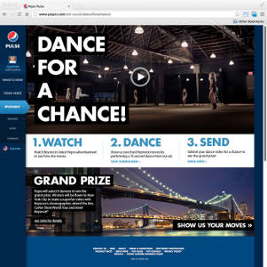 Dance for a Chance