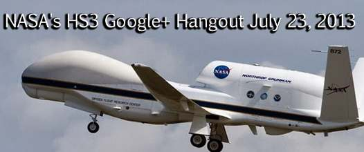 NASA Google+ Hangout
