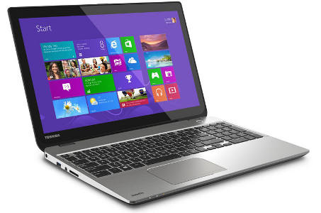 Toshiba Ultrathin Satellite Laptops