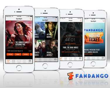 Fandango Movie Ticketing App