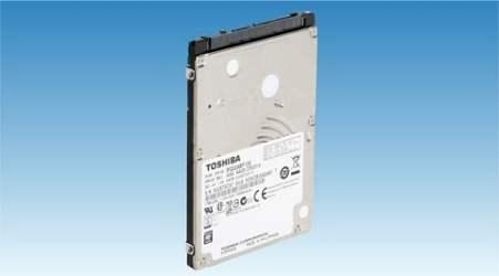 Toshiba's Slim HDD