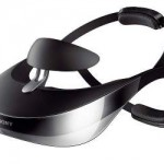Sony Head Mounted Display