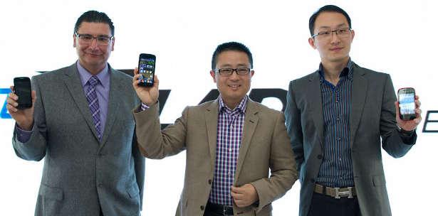 ZTE Blade Smartphones in Mexico