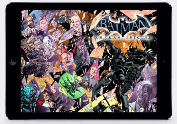 Batman: Arkham Origins – A DC2 Multiverse Graphic Novel