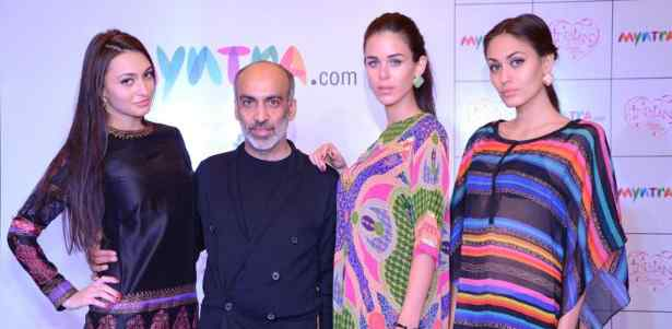 Indian by Manish Arora on Fashion Portal Myntra