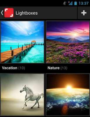 Shutterstock Android Mobile App