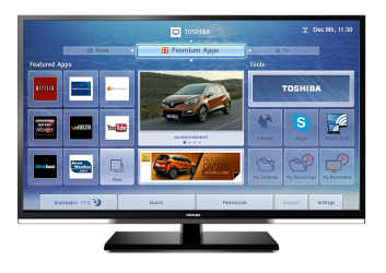 Toshiba Cloud TV