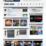 WWE Social Hub