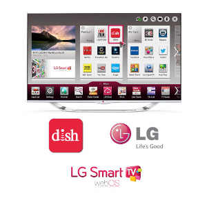 DISH Delivers Virtual Joey on LG Smart TVs