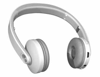 LG Gruve Bluetooth Headphones