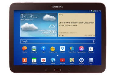 Galaxy Tab for Education