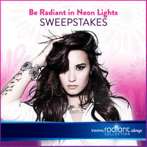 Demi Lovato Neon Lights Tour