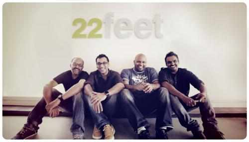 The Executive Team at 22feet Tribal Worldwide