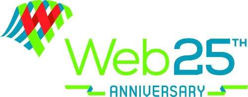 25 Years of the Web with #web25