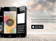 WeTransfer App