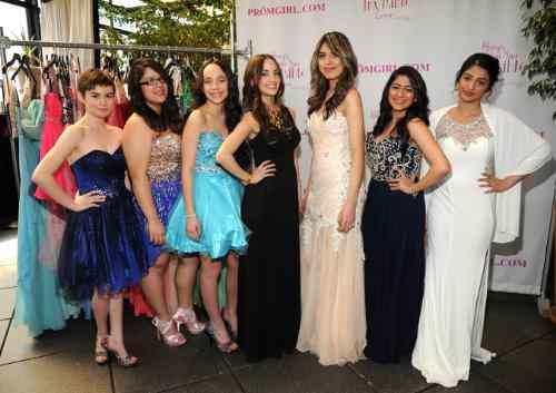 Alexa Ray Joel Kicks Off 'Prom Selfie' #PromGirlUp Campaign