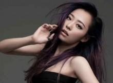 Chinese Pop Star Jane Zhang