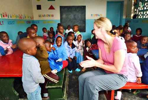 Computer Classroom for Malawi Children
