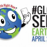 Earth Day with #GlobalSelfie