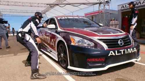 Nissan Altima #NissanROYL