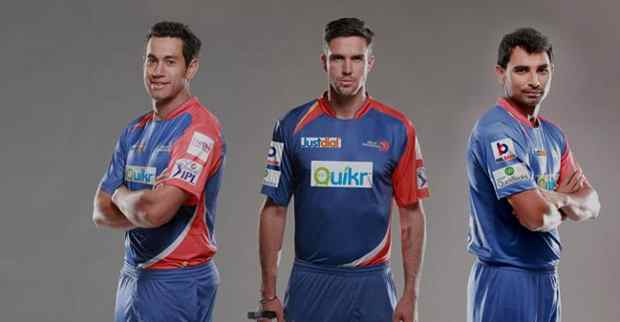 Intuit QuickBooks Campaign for Delhi Daredevils Cricket Matches