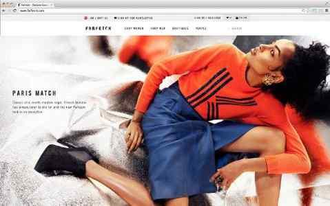 E-Commerce Site Farfetch