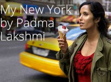 My New York by Padma Lakshmi