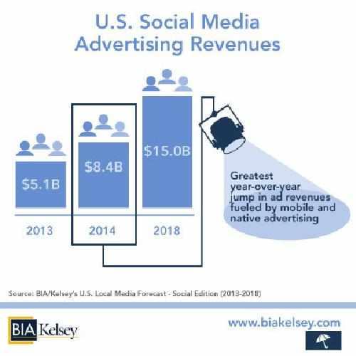 Social Media Ad Revenues