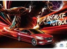 Hyundai Goes Digital for Sonata with #BecauseFutbol