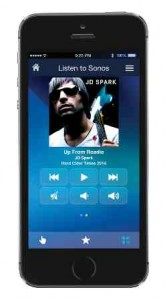 Logitech Harmony Allows Speech-to-Text Search
