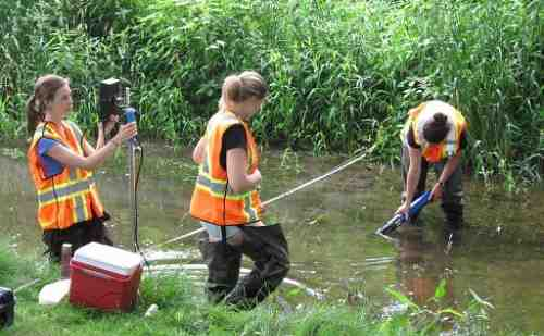 Big Data to Manage Watersheds