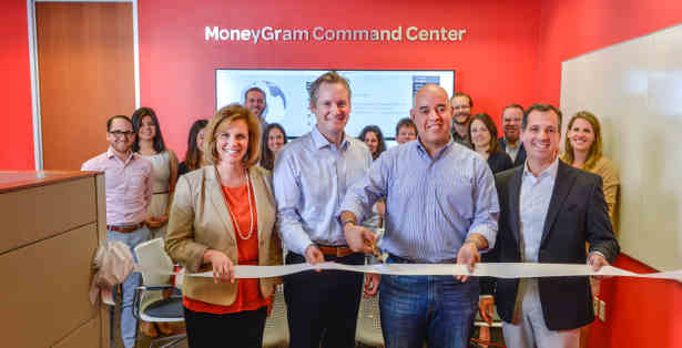 MoneyGram Opens Social Media Command Center