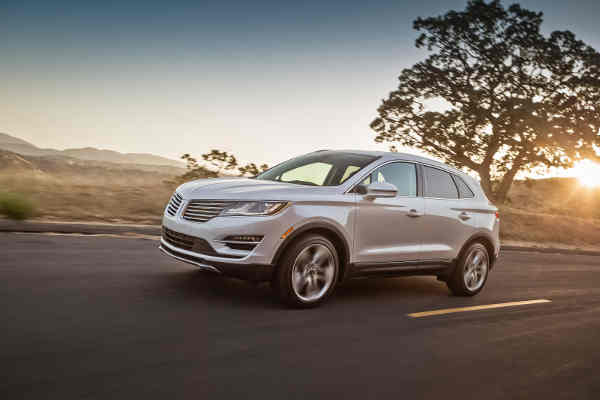 The all-new 2015 Lincoln MKC
