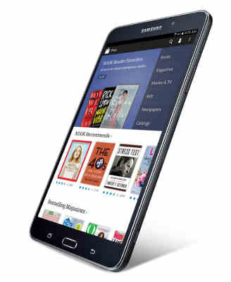 Samsung and Barnes & Noble to Create Co-Branded Tablets