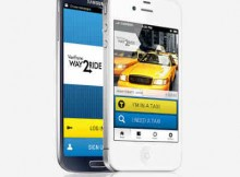 VeriFone Way2ride App