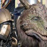 Comic-Con Welcomes 14-Foot Tall Giant Creature