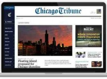 Chicago Tribune Introduces New Digital Experience